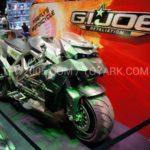 SDCC2012 : Gi Joe Hasbro
