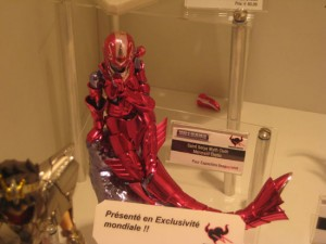 Tamashii nation japan expo 2012 thetis exclue saint seiya