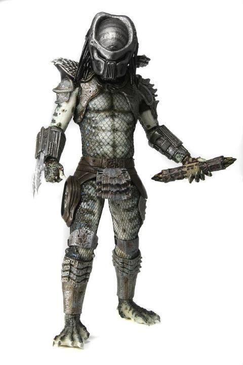 NECA PREDATOR 1/4th Warrior aka Ram PREDATOR