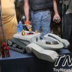 SDCC 2012 – le stand AFX preview night