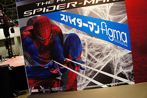 figma the amazinf spider-man