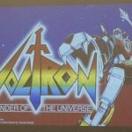 SDCC 2012 le panel Mattel : Voltron, Ghostbusters et back to the future