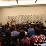 SDCC 2012 DC Universe les nouveautés Mattel