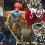 SDCC 2012 – Mezco entre Thundercats et TDKR – Preview Night