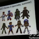 SDCC 2012 : la Panel de Minimates DST