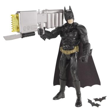 THE DARK KNIGHT RISES BATMAN MATTEL ULTRAHERO