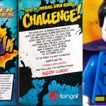 SDCC 2012 : Lego Super Heros