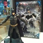 SDCC2012 – Mattel présente des figurines TDKR, DC Universe lors de la Preview Night
