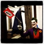 "sideshow sdcc dc comics batman 12"" joker"
