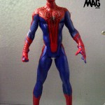 The Amazing Spiderman Hasbro figurine 8″