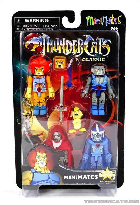 Thundercats minimates