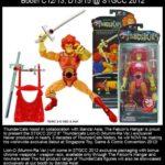 Une figurine Thundercats exclusive pour le STGCC 2012
