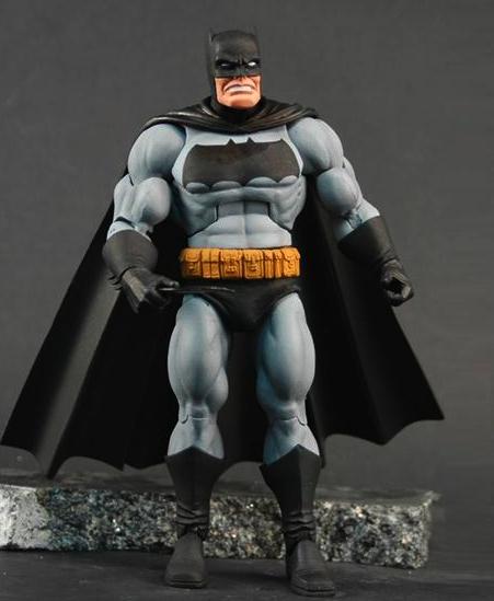 Batman Unlimited Series 2 DARK KNIGHT BATMAN - MATTEL
