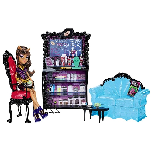 Clawdeen Monster hight TRU