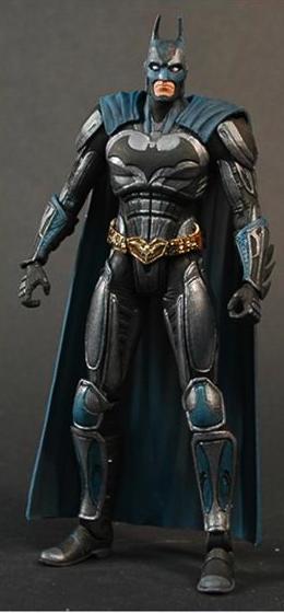 DC Unlimited Series 2 MATTEL Injustice Batman
