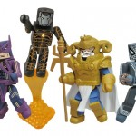 Marvel Fear Itself des figurines Minimates