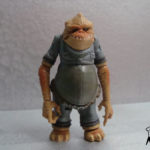 Star Wars The Clone Wars Hasbro : Review de Gha Nachkt (Ambush on the Vulture's Claw battle pack)