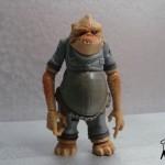 Star Wars The Clone Wars Hasbro : Review de Gha Nachkt (Ambush on the Vulture's Claw battle pack)
