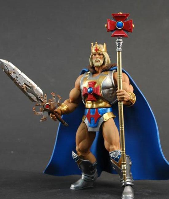 King He-Man MOTUC