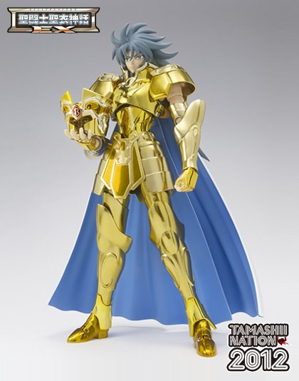 Myth Cloth EX Genini Kanon Tamashii Nation