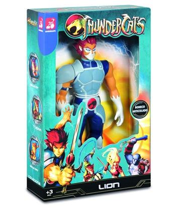 """Thundercats 15"""" Bandeirantes Lion-O Blister"""