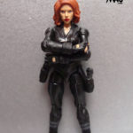 Marvel Hasbro : Avengers Movie Series Black Widow