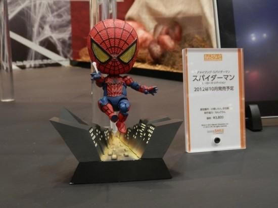 goodsmile nendoroide spider-man