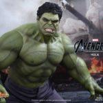 Hot Toys : Avengers Hulk en images