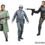 NECA : Première image des figurines Terminator Series 3