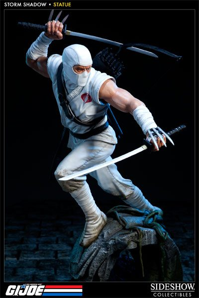 storm shadow sideshowcollectibles
