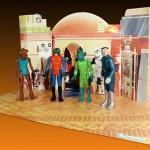 Star Wars : Gentle Giant sort un playset vintage pour ses 12″