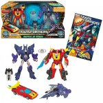 Review RTS coffret : Rodimus vs Cyclonus