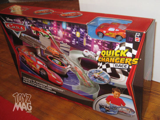 Disney Cars Mattel 2012