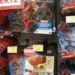 Marvel Universe les packs greatest Battles exclue chez TRU France