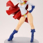 La version finale de Power Girl Bishoujo par Kotobukiya