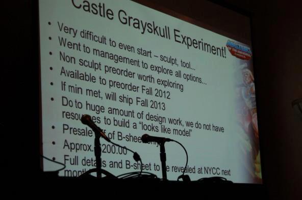 MOTUC POWER-CON 2012 Grayskull