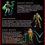 MOTUC 3 nouvelles figurines 2013 révélées