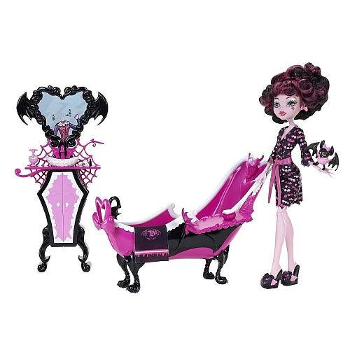 Monster High - Draculaura et son salon de beauté