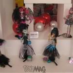 Monster High Mattel fait le plein de nouveautés pour Noël 2012