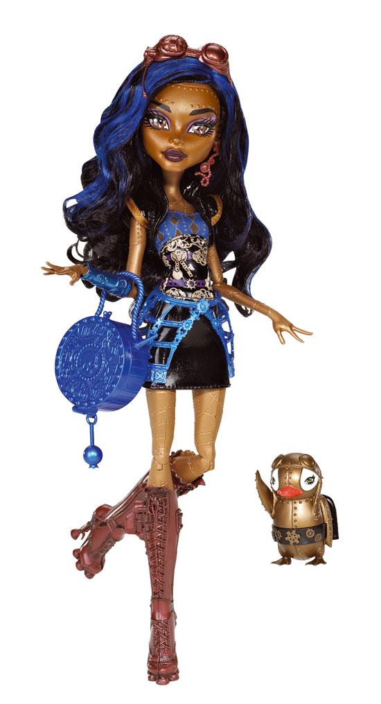 Monster High Mattel 2012 - Robecca Steam