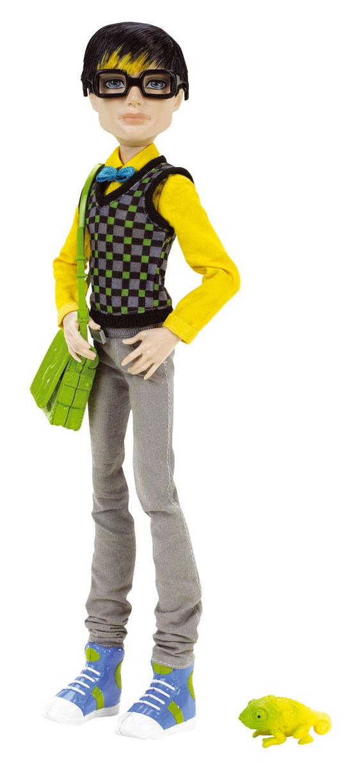 Monster High Mattel 2012 - Jackson Jekyll