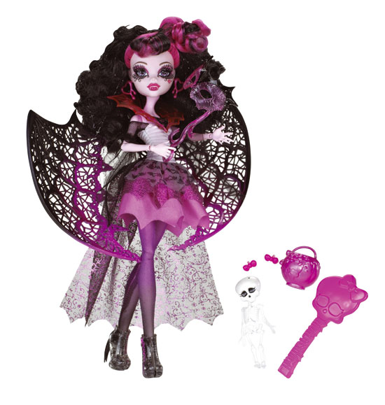 Monster High Mattel 2012  Halloween