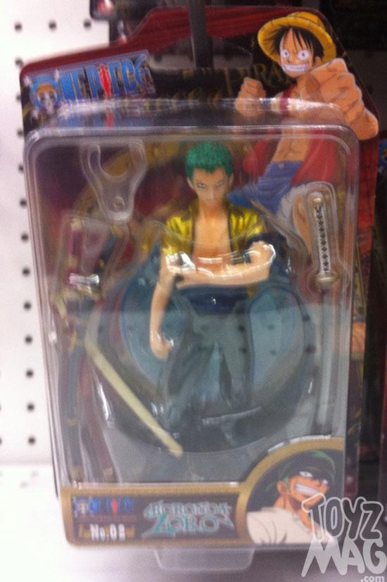 One Piece Bandai 02 Zorro Roronoa