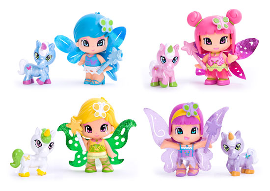 PINYPON BLISTER FIGURINE FEE