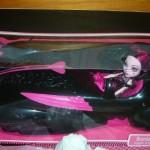 Monster High Draculaura et de son roadster