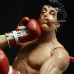 Rocky serie 2 : Ivan Drago Vs Rocky par NECA