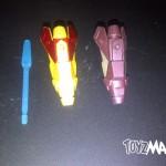 The Avengers - Shatter Blaster Iron Man #18 (Super Articulated Mark VII) marvel hasbro 6
