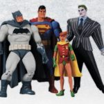 The Dark Knight Returns 4 nouvelles figurines