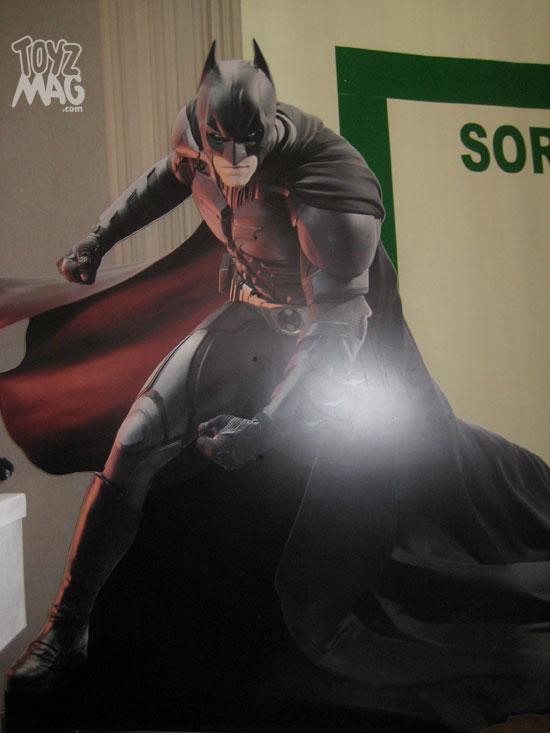The Dark Knight Rises Mattel noel 2012