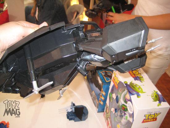 The Dark Knight Rises Mattel noel 2012 the bat batman